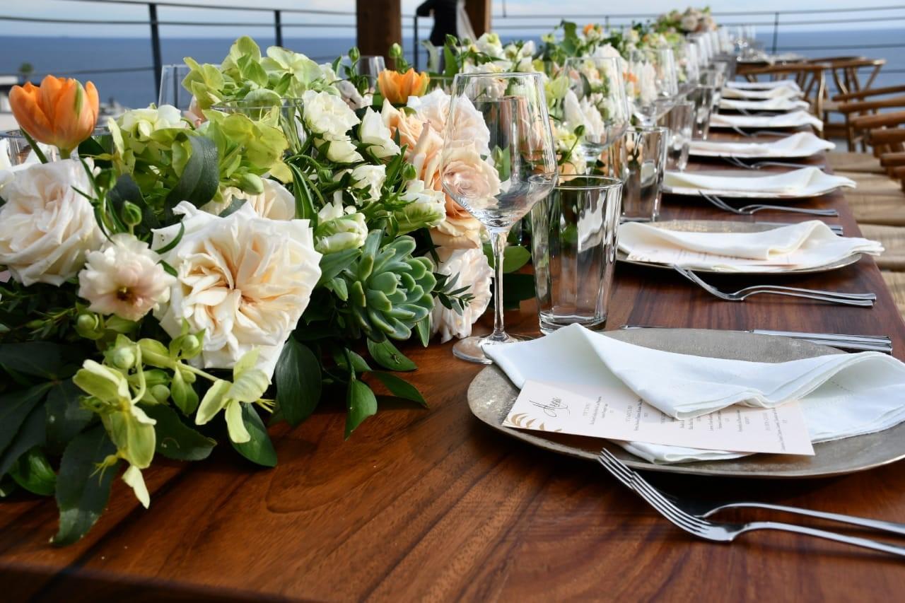 mexico wedding designers floral designer elena damy