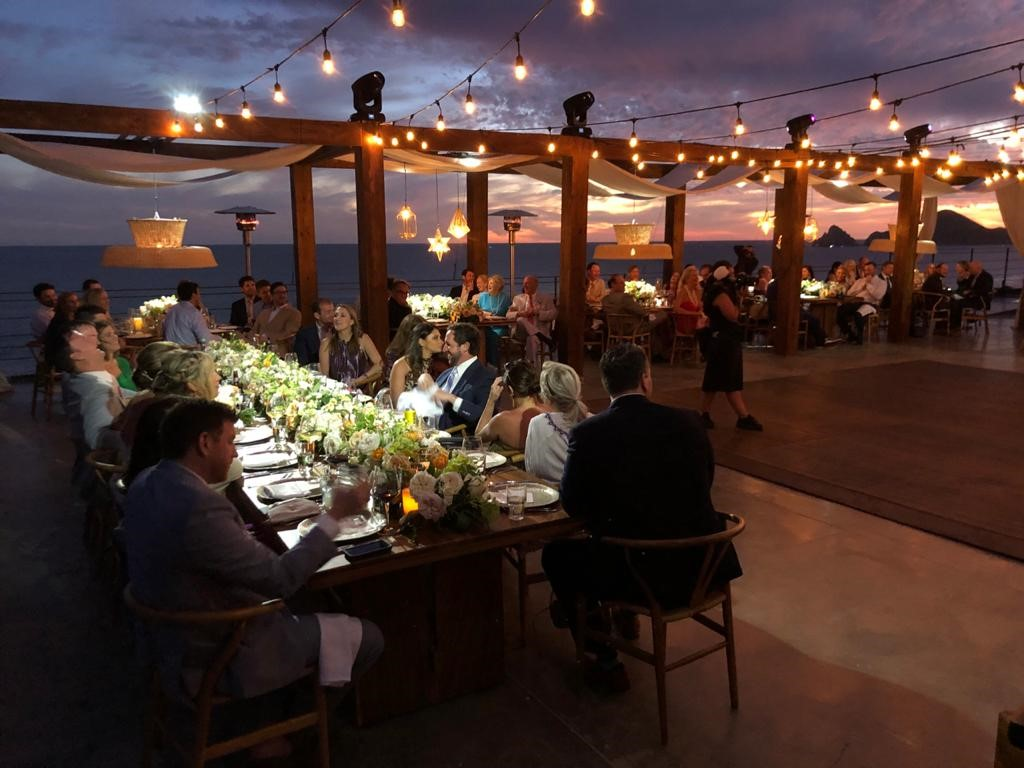 rooftop weddings cabo san lucas