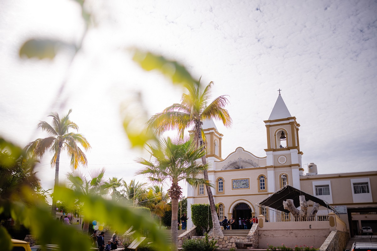 church wedding catholic mission cabo