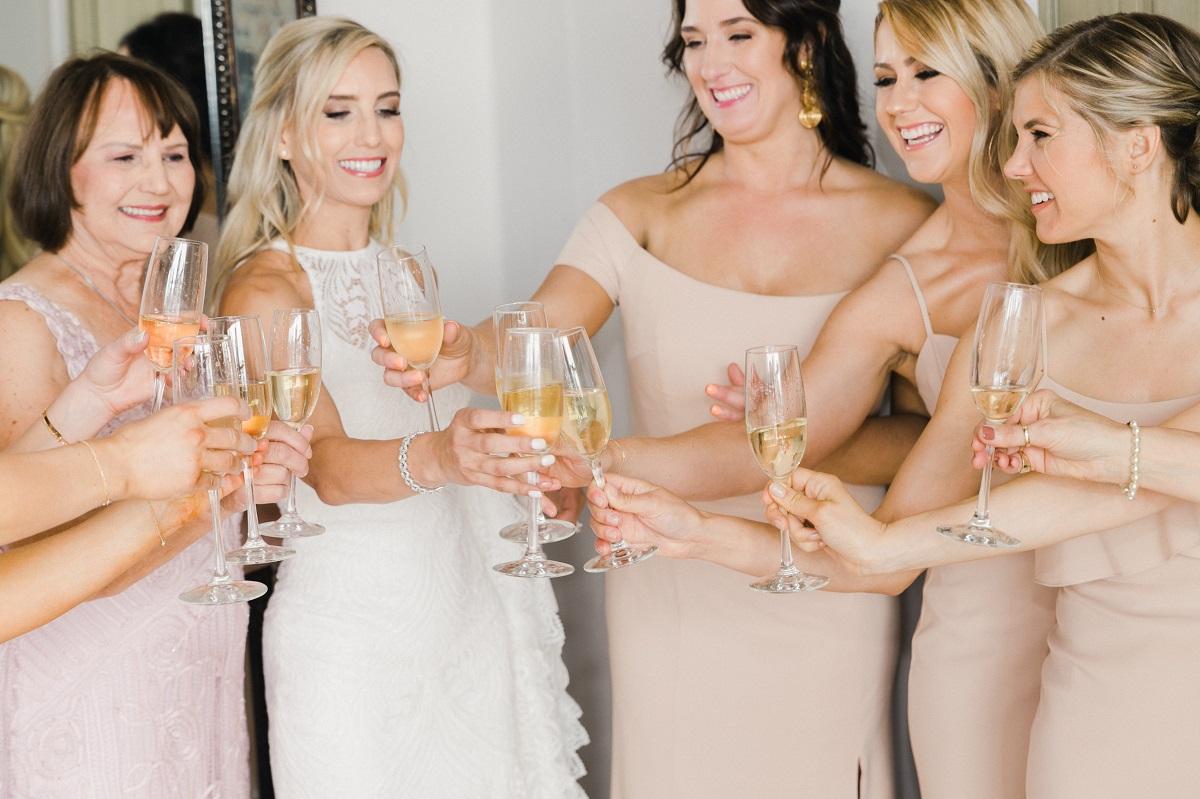 bridesmaids los cabos wedding