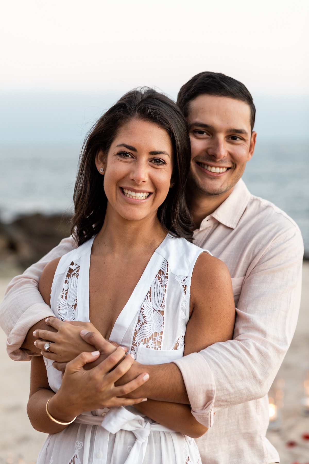 get engaged in cabo san lucas
