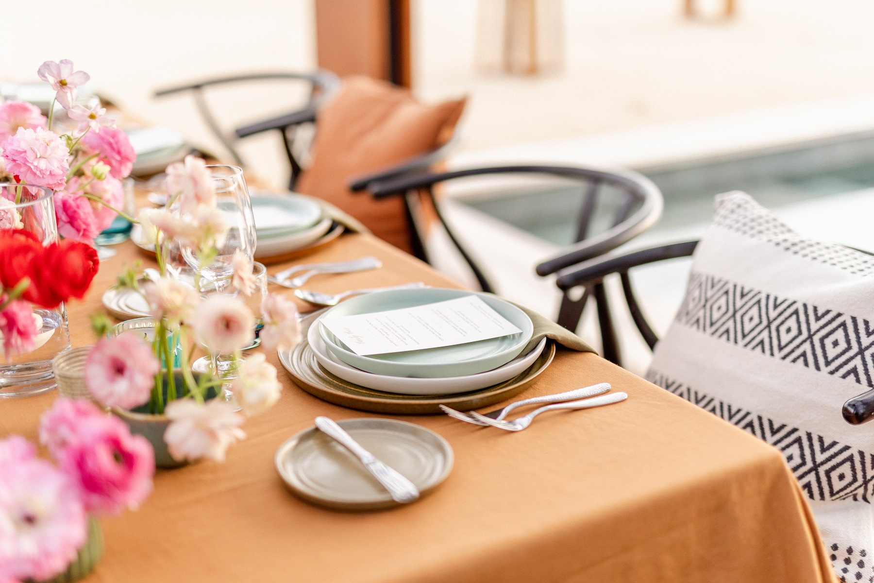 furniture rental for weddings cabo