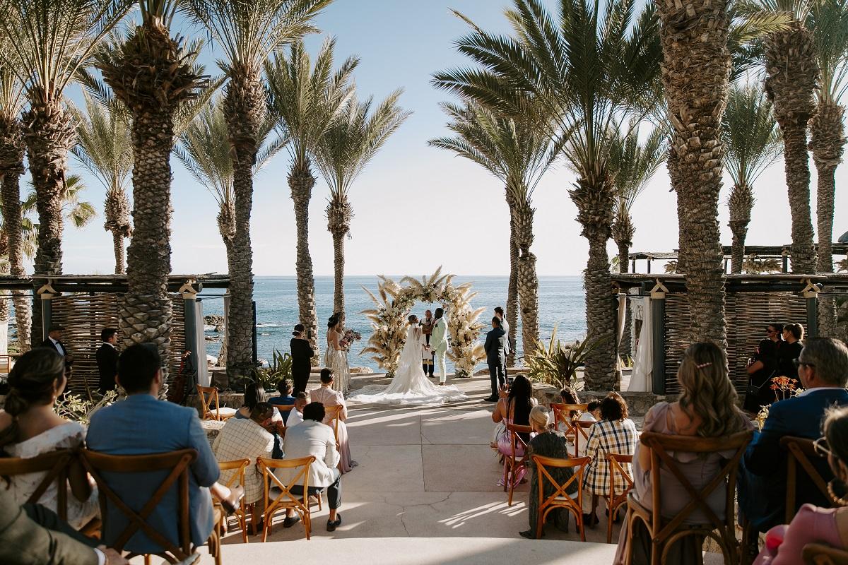weddings esperanza resort cabo san lucas mexico