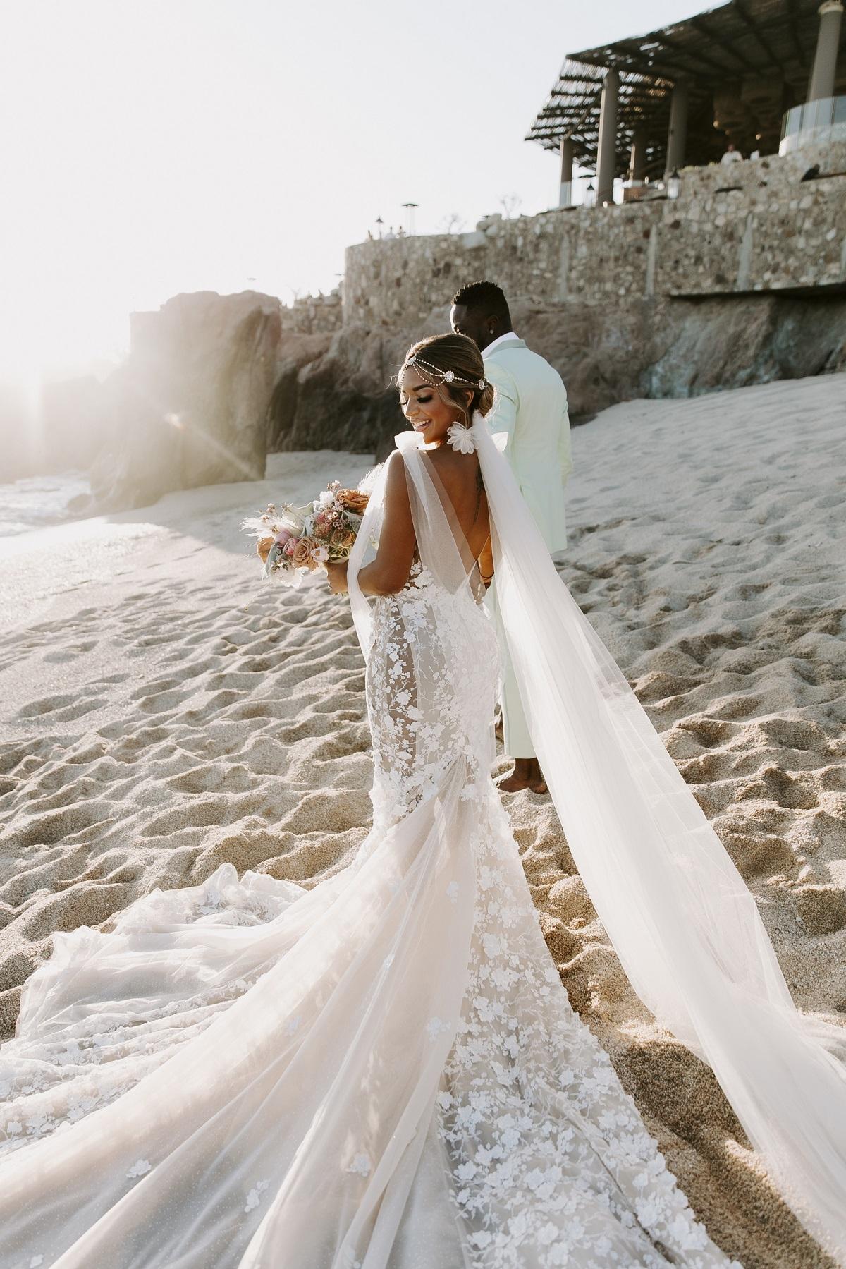 galia lahav wedding own beach weddings mexico